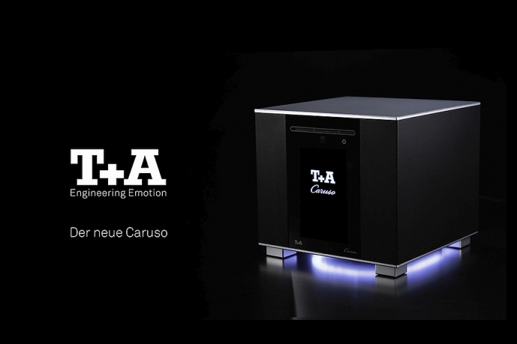 T+A Caruso All-In-One ­Music System
